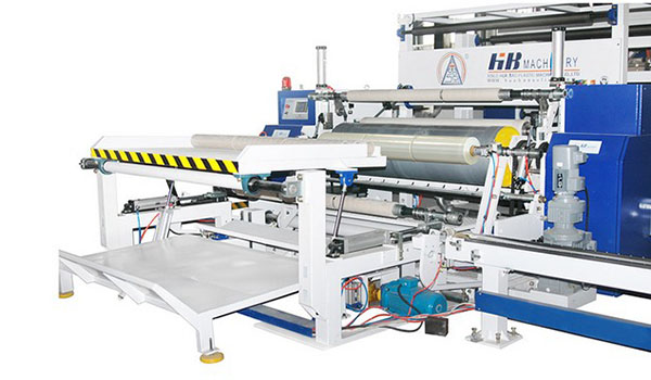 1500mm/2000mm Stretch Film Extrusion Line