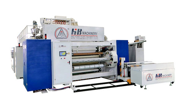 5-Layer PE Cling Film Line (4 Winding Shafts)