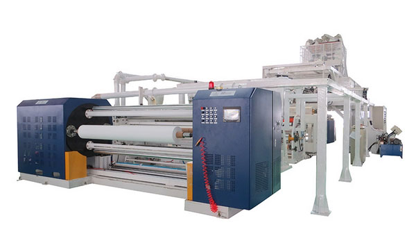 1600mm-2200mm PEVA Embossed Film Extrusion Line (Single and Multi-Layer)