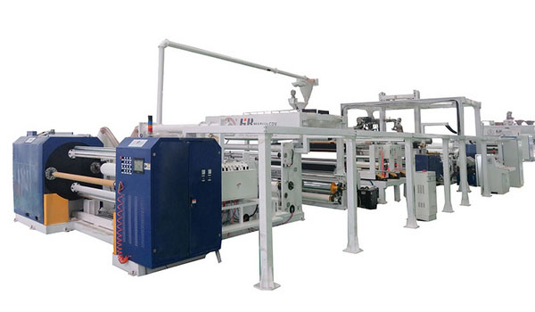 PEVA Laminating Film Extrusion Line