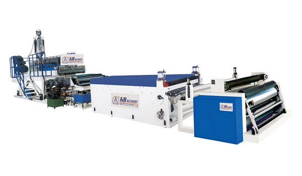 EVA/PU Three-dimensional Environmental Flexible Film/Sheet Line