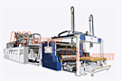 2000mm Three-layer/Five-layer Co-extrusion High Speed PE Cast Stretch Film Line